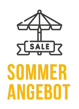Sommer-Angebot Indoor Kiosksystem