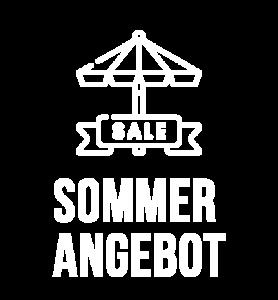 Sommer Angebot Besucher Kiosk